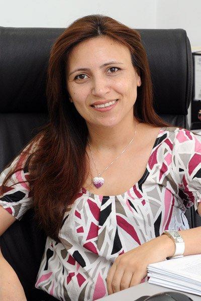 Yolande Saab